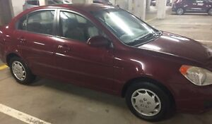 2009 HYUNDAI ACCENT NEW 2YR MVI!!! 2600.00