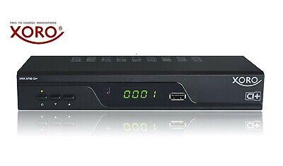 XORO HRK 8760 CI+ HD Kabel-Receiver mit HDMI, 2 x USB, PVR Ready, CI+ Slot online kaufen