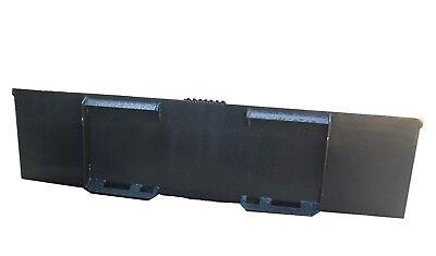84 Low Pro Bucket Wteeth Bobcat Skidsteer Attachment Casedeere Free Shipping