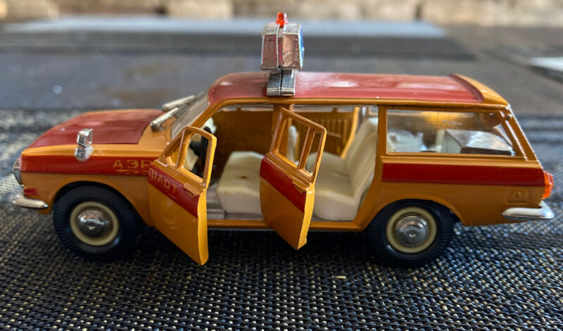 USSR Emergency Vehicle 1:43