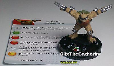 SLASH 016 Teenage Mutant Ninja Turtles TMNT HeroClix