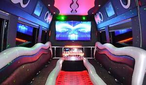 Party Bus Hire, Party Limo Hire, Sydney Party Limos Ryde Ryde Area Preview