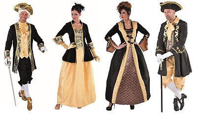 Rokoko Kleid Kostüm Gothic Barock Mittelalter Prinzessin Rokokokostüm - Gothic Prinzessin Kostüm
