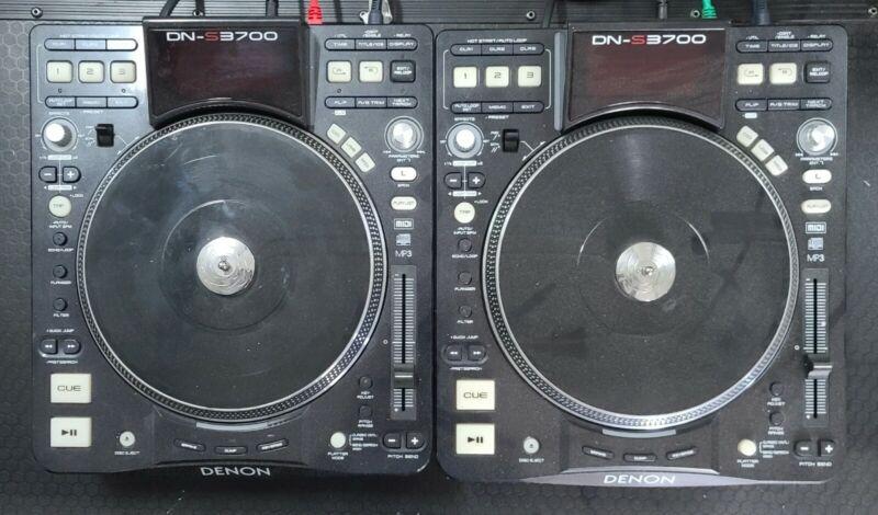 Denon DN-S3700 DJ Turntable