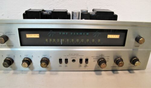 FISHER 500C VINTAGE TUBE STEREO RECEIVER