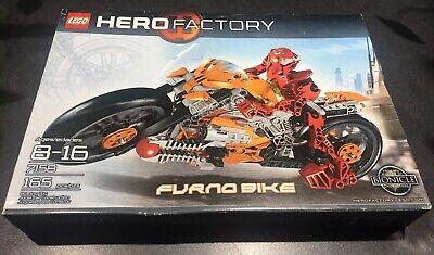 ❤️Lego 7158. Bionicle. Hero Factory, Furno Bike,Retired. Factory Sealed! New!❤️