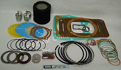 Curtis D97-2 D9734 Tune Up Rebuild Kit Parts Masterline Air Compressor