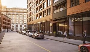 Old Port-Montreal-New condo for rent-3.5-metro Square Victoria