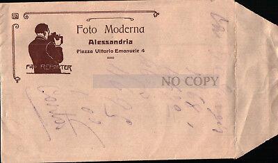 BUSTA PORTA FOTOGRAFIE - FOTO MODERNA - ALESSANDRIA  C9-1137