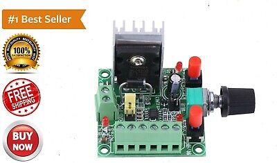 Dc Motor Speed Controller Stepper Motor Controller Pwm Pulse Signal Generator