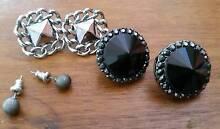 Peeptoe brand earrings x 3 Grose Vale Hawkesbury Area Preview