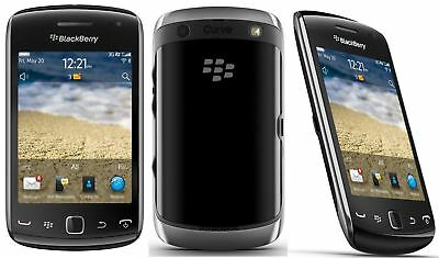 New BlackBerry Curve 9380 Black Unlocked Smartphone Mobile Phone - 12M Warranty