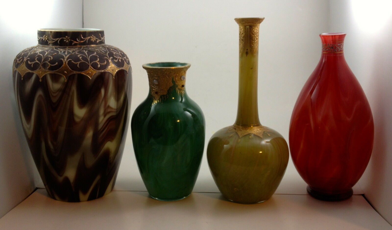 Bohemian Glass and More