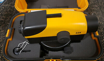 Northwest Ncl22 22x Contractors Automatic Level With Case