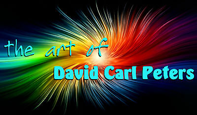 Drag Racing Artist David C Peters