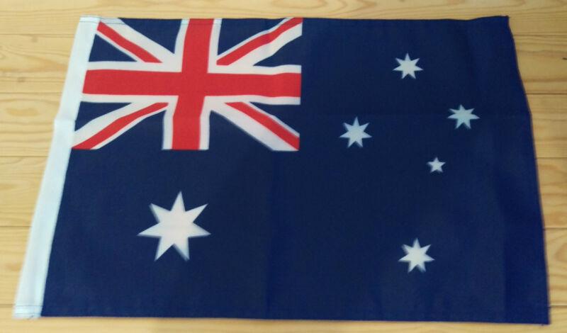 "AUSTRALIA FLAG - 45cm x 30cm - 18"" x 12""  Australian Flag"