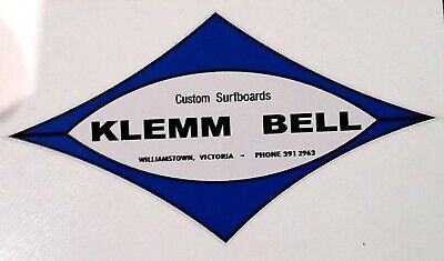 MORNING STAR SURFBOARDS 1970s Surfboard Manufacturer NSW Sticker Decal Surfing