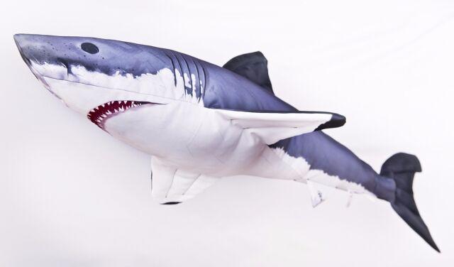 Giant Stuffed Shark giant shark pillow.. giant pilot pillow akon. giant stuffed shark