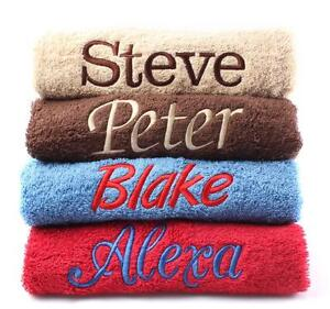 personalised towels towels ebay