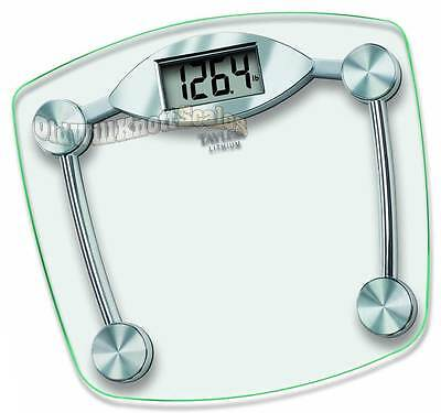 TAYLOR 7506 #1 Rated 400# Digital Weight Scale People Bathroom Obesity Bariatric