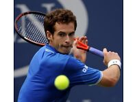 Are you a tennis beginner? Tennis lessons for begiginers for £10. Inspired by Andy Murray