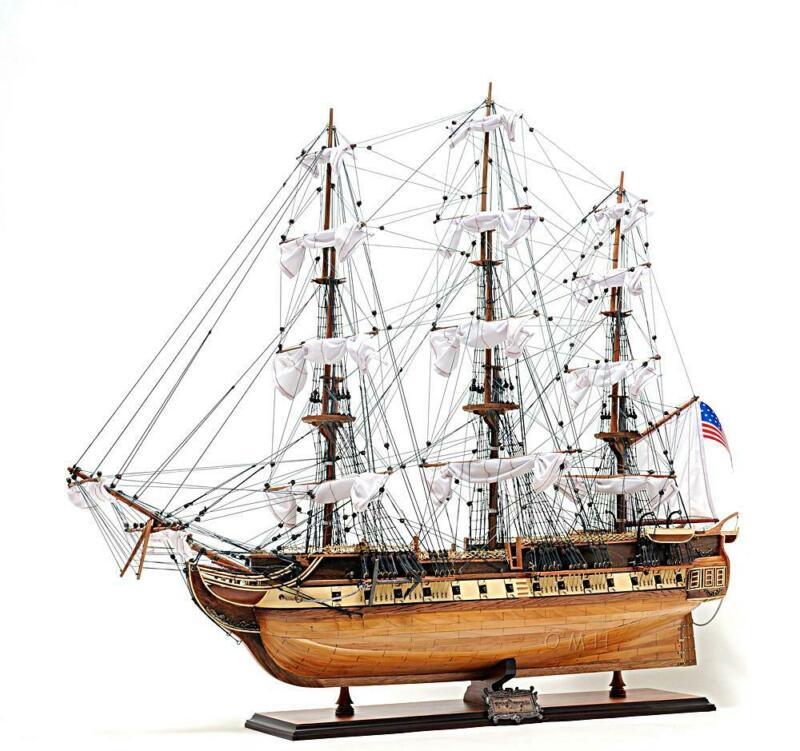 Old Modern Handicrafts® - USS Constitution Exclusive Edition
