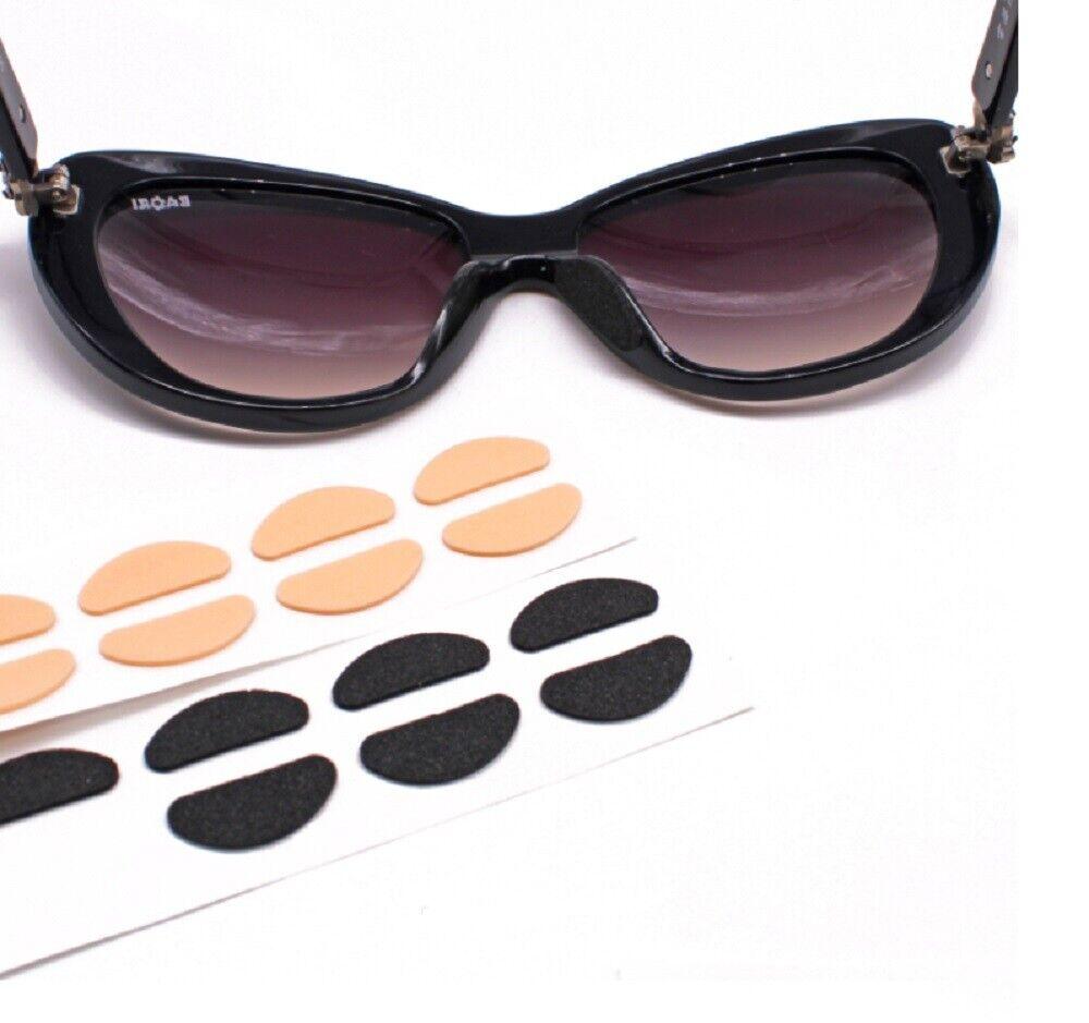 5 Pairs Anti-slip Foam Stick On Nose Pads For Eyeglasses Sunglasses Glasses US Health & Beauty