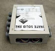 3 Phase Power Distribution Box Board Fuse Box RCD Greenbank Logan Area Preview