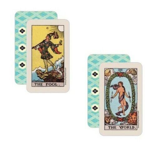 22 Contemplative Tarot Cards - cf. Waite-Smith Trumps à la Wm. Rider & Son