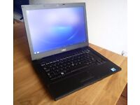 Dell Latitude E6410 Laptop Intel i5 2.4GHz 4GB RAM 160GB HD Windows 7 Ultimate Good Cond. Notebook
