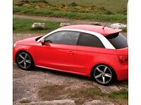 Audi a1 Sport 1.6 TDI Bose sound system and mood lighting