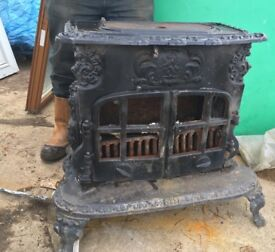Solid Fuel Stove