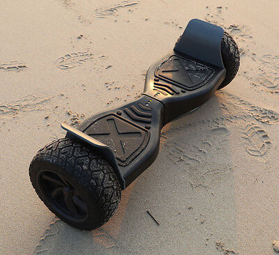 All Terrain Off Road Bluetooth Self Balancing Hover Board UL2272 Certified