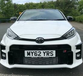 MY GR YARIS Private plate