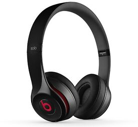 ***FURTHER REDUCED*** Beats Solo2 Wireless Headphones (MINT / BOXED / UNOPENED). Black/red. Was £150