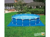 Steel Frame Swimming Pool ONO