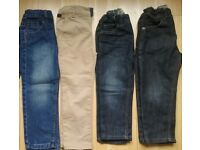 Boy's Trousers 3 - 4 Years
