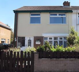 For sale 3/4 bedroom House 12 Cardy close Bangor