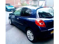 CLIO DYNAMIQUE, LOW MILEAGE, NEW M.O.T EXCELLENT CONDITION, CHEAP INSURANCE AND TAX.