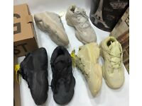 Yeezy 500 sneakers (All colours)
