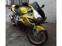 Suzuki TL1000S, tl 1000 s, tl1000 s, tl1000 s, suzuki tl for sale / Motorbike Swap