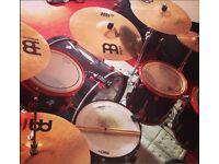 Ddrum Diablo Drum Kit with Mapex MPX Snare Drum