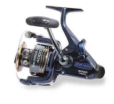 SHIMANO Thunnus TU4000Ci4 4000 Spinning Fishing Reel NEW
