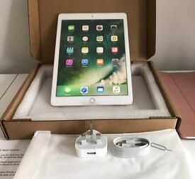 IPad Pro 9.7 wifi and 4G 32GB on EE, T-Mobile, Orange and Vergin! NEW! Has 10 months appl warranty!