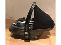 Maxi Cosi Pebble Plus car seat + 2wayfix base