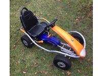 Fully Working Kettler Katana Go Kart (in very good condition)
