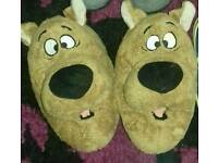 Toddler size 6 slippers