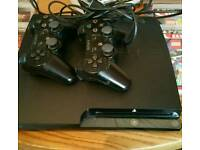 Play station 3. And games