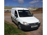 Vauxhall combo 1700 CDTI 16v 1.3 van 2005 MOT till end of December. Good runner NO OFFERS