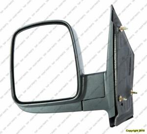 Door Mirror Manual Driver Side GMC Savana Van 2003-2015